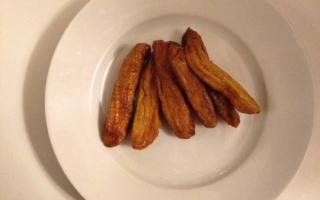 Простые рецепты вяления бананов: как приготовить полезное лакомство