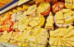 Простые способы, как отличить настоящий сыр от подделки