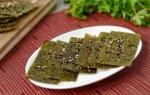 Что можно приготовить из листьев нори, если суши уже надоели