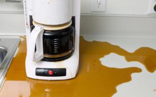 Эффективная чистка кофемашины от накипи без специального средства