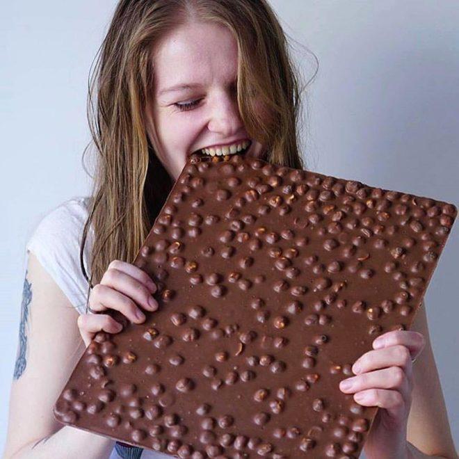 Картинки большой шоколад в мире