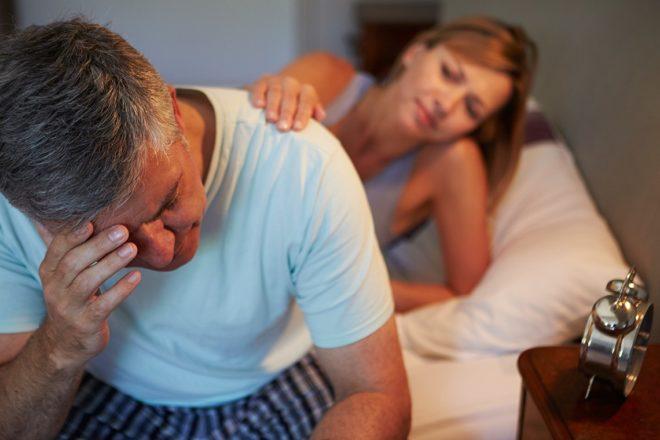 Мужчина и эректильная дисфункция