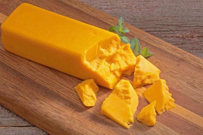 сыр чеддер